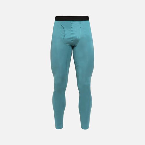 Kith x Columbia Base Layer Leggings - Teal