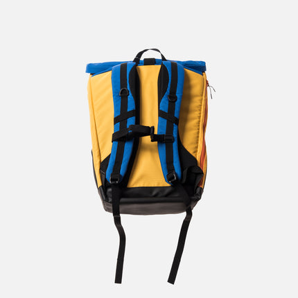 Kith x Columbia Rolltop Bag - Blue Macaw