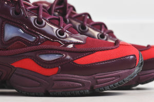 huge selection of 58e2c 39fda adidas by Raf Simons Ozweego III - Burgundy / Maroon / Red ...