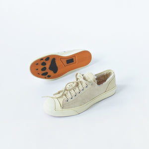 Converse x CLOT Jack Purcell Ox - White Swan / Egret