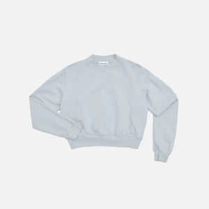 Cotton Citizen Milan Crewneck - Aquatic