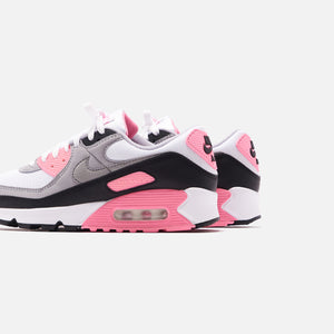 Nike Air Max 90 - White / Rose / Light Smoke Image 4