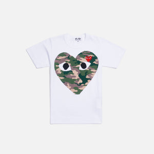 CDG Pocket Women`s Play Tee - Camouflage