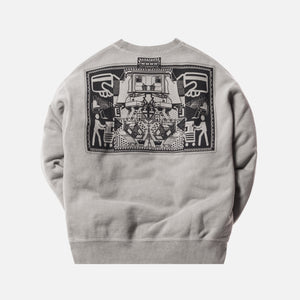 Cav Empt MD Operations Crewneck - Khaki