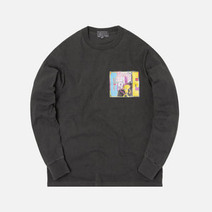 Cav Empt MD THINKtank L/S Tee - Charcoal