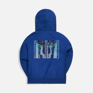 Cav Empt Not Nature Heavy Hoodie - Blue Image 2