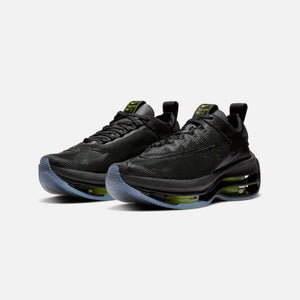 Nike WMNS Zoom Double Stacked - Black / Volt Image 3