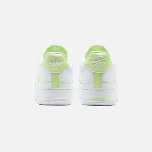 Nike Air Force 1 `07 LV8 - White / Barley Volt Image 4