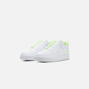 Nike Air Force 1 `07 LV8 - White / Barley Volt Image 2