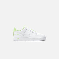 Nike Air Force 1 `07 LV8 - White / Barley Volt Thumbnail 1