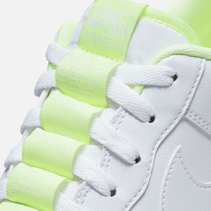 Nike Air Force 1 `07 LV8 - White / Barley Volt Image 6