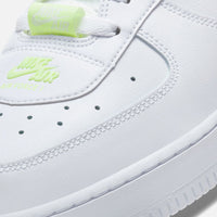 Nike Air Force 1 `07 LV8 - White / Barley Volt Thumbnail 7