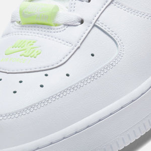 Nike Air Force 1 `07 LV8 - White / Barley Volt Image 7