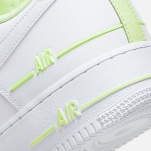 Nike Air Force 1 `07 LV8 - White / Barley Volt Image 8