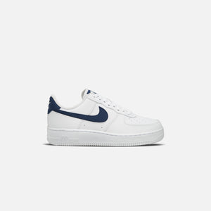 Nike Air Force 1 `07 - White / Midnight Navy