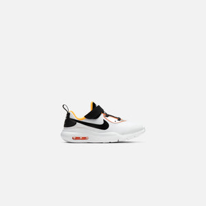 Nike Pre-School Air Max Oketo D2N - White / Chrome Black / Laser Orange