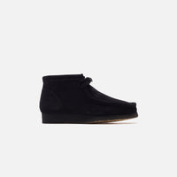Clarks Wallabee Boot - Black Thumbnail 1