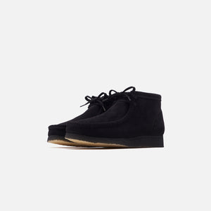 Clarks Wallabee Boot - Black Image 2