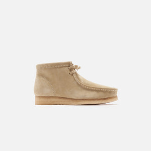 Clarks Wallabee Boot Suede - Maple