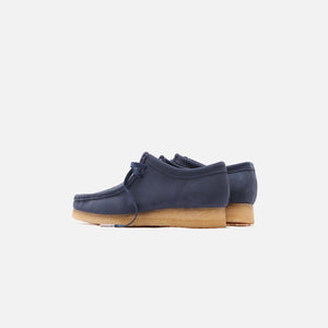 Clarks Wallabee - Blue