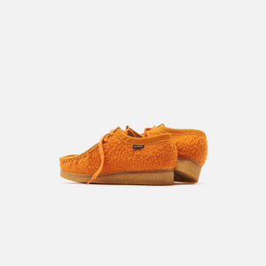Clarks x Aimé Leon Dore Wallabee - Orange