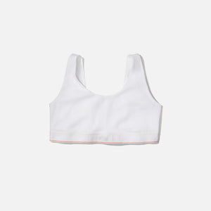 Calvin Klein x Heron Preston Plus U Back Bralette - White