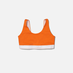 Calvin Klein x Heron Preston Plus U Back Bralette - Orange
