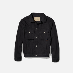 Calvin Klein x Heron Preston Women`s Canvas Trucker Jacket - Black