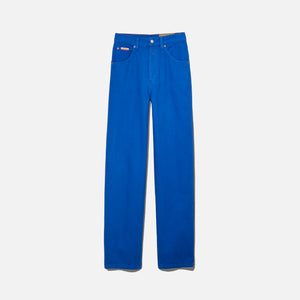Calvin Klein x Heron Preston Women`s Canvas High Waist Jeans - Klein Blue