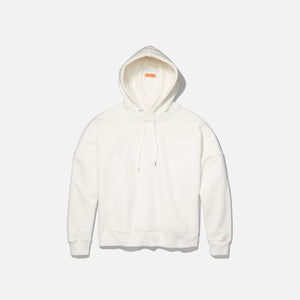 Calvin Klein x Heron Preston Unisex Hoodie Double Layer - Chalk