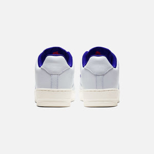 Nike Air Force 1 `07 Jewel PRM - White / Sail / University Red / Concord Image 3
