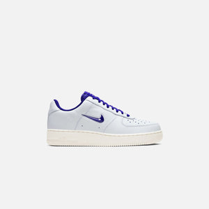 Nike Air Force 1 `07 Jewel PRM - White / Sail / University Red / Concord Image 4