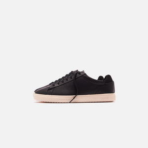 Clae Bradley Leather Sneaker - Black