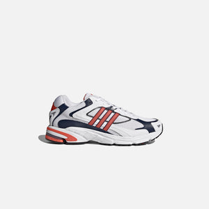 adidas Response CL - White / Collegiate Orange / Collegiate Navy