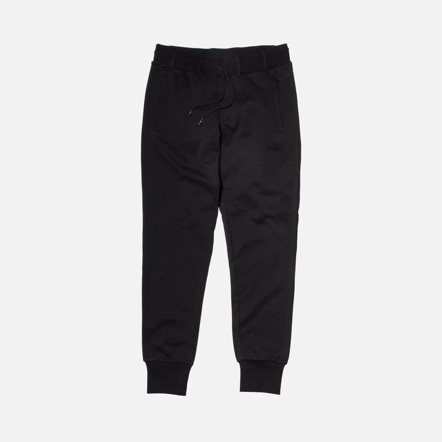 Y-3 Classic FT Cuff Pant - Black