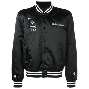 Marcelo Burlon LA Dodgers Outwear - Black / White