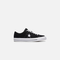 Converse One Star Ox - Black Thumbnail 1