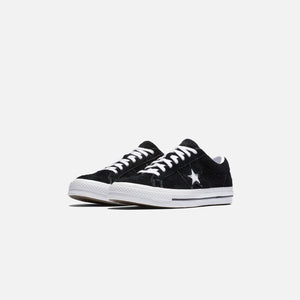 Converse One Star Ox - Black Image 2