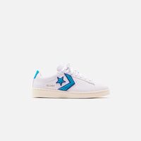 Converse Pro Leather Ox - White / Deep Wisteria / Egret Thumbnail 1