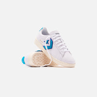 Converse Pro Leather Ox - White / Deep Wisteria / Egret Thumbnail 3