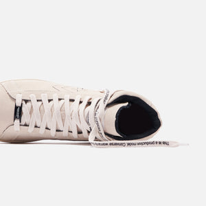 Converse x Midnight Studios Pro Leather High - White / Egret / Black