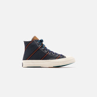 Converse Chuck 70 High - Green / Orange / White Thumbnail 1