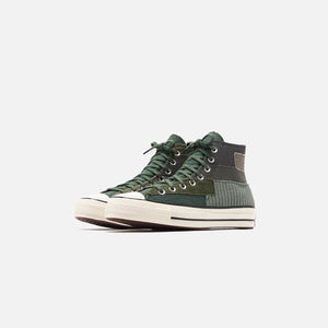 Converse Chuck 70 High - Black Forest / Egret / Black Image 2