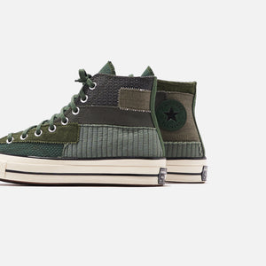 Converse Chuck 70 High - Black Forest / Egret / Black Image 5