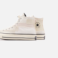 Converse Chuck 70 High - Antique White / Egret / Black Thumbnail 1