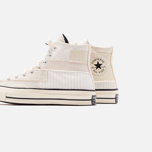 Converse Chuck 70 High - Antique White / Egret / Black Image 5