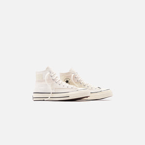 Converse Chuck 70 High - Antique White / Egret / Black Image 2