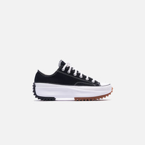 Converse Run Star Hike Ox - Black / White / Gum
