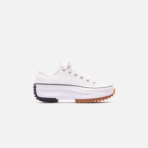 Converse Run Star Hike Ox - White / Black / Gum Image 1