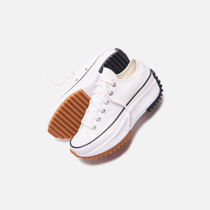 Converse Run Star Hike Ox - White / Black / Gum Image 2